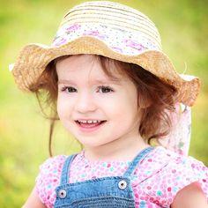Photographe de portrait enfant, petite fille.