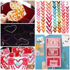 Valentine Craft round up
