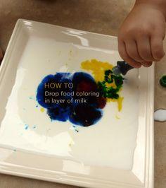 fun art science project
