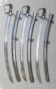 British heavy sabers