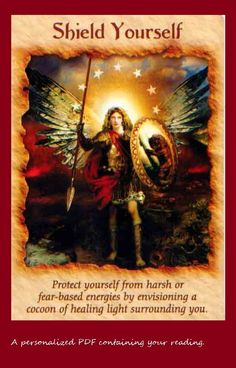 A reading to get in touch with the wonderful Archangel Michael