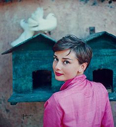Images from the Audrey Hepburn: Portraits of an Icon Exhibition - Audrey Hepburn from #InStyle