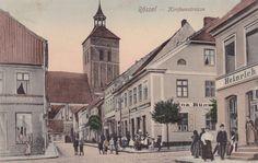 Rössel - Kirchenstrasse.