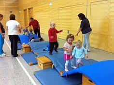 Bildergebnis für kinderturnen bewegungslandschaften