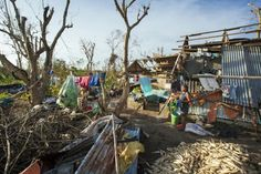 NEW BLOG POST: Join a conversation about where God is when disasters like Typhoon Haiyan strike, void of mercy. www.SamaritansPurse.ca/Blog