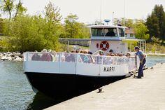 Karfi - Ferry to Rock Island, Door County, Wisconsin
