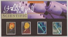 1991 ~ GB Royal Mail Presentation Pack 216 ~ Scientific Achievements Listing in the Decimal,Commemorative,Presentation Packs,Great Britain,Stamps Category on #eBid United Kingdom