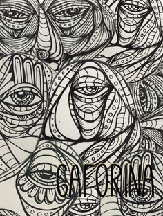#gaforina #abstract #illustration #pattern