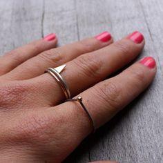 Rings by Annika Kaplan
