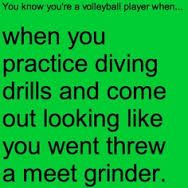 I always look I went through a meat grinder I go for every ball that is mine or is going out