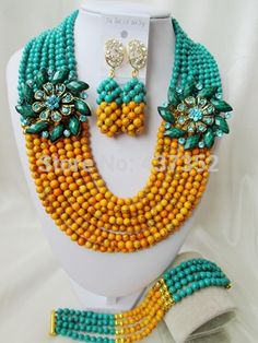 Online Shopping at a cheapest price for Automotive, Phones & Accessories, Computers & Electronics, Fashion, Beauty & Health, Home & Garden, Toys & Sports, Weddings & Events and more; just about anything else Back Jewelry, Jewelry Case, Cheap Jewelry, Cute Jewelry, Turquoise Party, Orange And Turquoise, Turquoise Beads, Make Your Own Jewelry, Jewelry Making