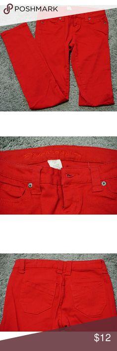 Red Colored Jeans Size 5 Regular Wet Seal Blue Asphalt Jeans Size 5 Regular. They have a stretch to them, 98% cotton, 2% spandex. Blue Asphalt Jeans Skinny