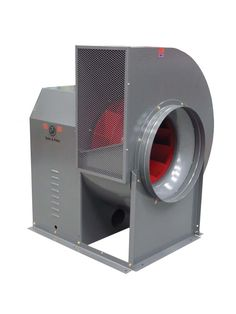 Soler and Palau CM12QHS 12 Inch Single Inlet Backward Inclined 1/2 Horse Power H 3 Phase - Power Ventilator - cULus 705 Exhaust Fans Utility Fans Vent