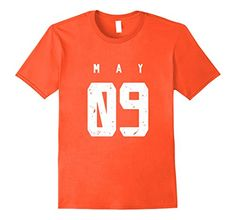 Men's Happy May 9 Calendar T-shirt 2XL Orange Month and Date https://www.amazon.com/dp/B071DKRRHV/ref=cm_sw_r_pi_dp_x_sFG.ybZ16TDES