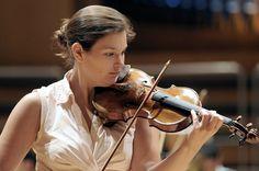 Jansen Janine Musician Violinist The Netherlands
