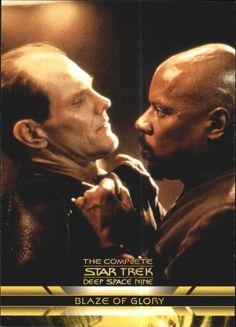 2003 Complete Star Trek Deep Space Nine 129 Blaze of Glory   eBay