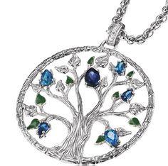 4 Elements, Bling, Pendant Necklace, Gemstones, Jewels, Accessories, Switzerland, Jewlery, Germany
