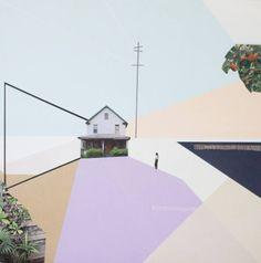 Mairi Timoney Collages
