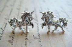 unicorns speak gently in the ears..