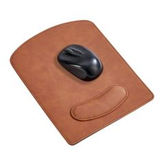 Personalized Caramel Leatherette Mouse Pad, Desk Accessories, Create Beautiful & Unique Personalized Caramel Leatherette Mouse Pad at Affordable Prices Playing Card Case, Caramel Color, Creative Gifts, Unique Gifts, Special Characters, Desk Accessories, Laser Engraving, Special Gifts, Monogram