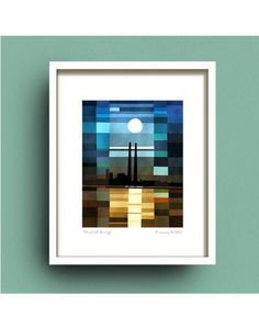 Browse our collection of prints and artwork by Fab Cow Design online now at the Kilkenny Shop. Irish and worldwide shipping available. Dublin Skyline, Loch Ness Monster, Love Frames, Aim High, Irish Art, Love Signs, Morning Light, Stand Tall, Limited Edition Prints