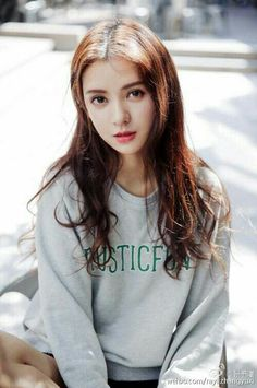 Cute Korean, Korean Girl, Asian Girl, Chinese Actress, Instagram Girls, Ulzzang Girl, Asian Beauty, My Idol, Cute Girls
