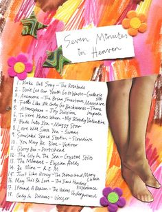 seven minutes in heaven playlist via rookie mag