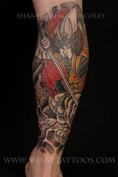 1000 Images About Samurai Tattoo On Pinterest Japanese