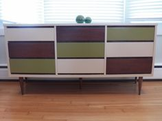 retro dresser - Google Search