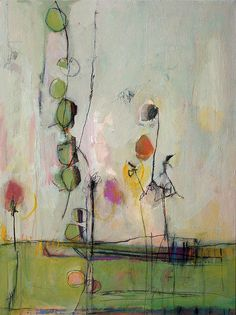 anne-laure djaballah I even like these abstract trees