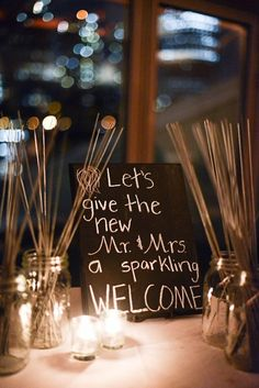 sparklers for wedding;sparklers at wedding; Wedding Week, Fall Wedding, Rustic Wedding, Our Wedding, Dream Wedding, Magical Wedding, Wedding Decor, Wedding Wishes, Wedding Signs