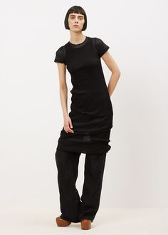 TOTOKAELO Dedo Dress (Black)