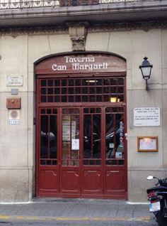 Blog da Gavioli: Can Margarit: jantando com os locais