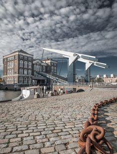 Rotterdam - Poortgebouw