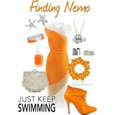 Disney Fashion - Finding Nemo