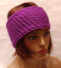 Winter Headband for women ear warmer Christmas gift
