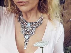 Sparkle this summer in our Florida necklace