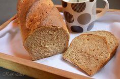 Koskacukor: Tönköly kenyér Garlic Bread, Banana Bread, Keto, Desserts, Food, Tailgate Desserts, Deserts, Essen, Postres