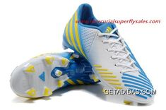 Adidas Predator Lz, Famous Brands, Cleats, Blues, Trx, Outlets, Yellow, Free Shipping, Fashion