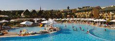 7 oder 14 Nächte im 5-Sterne Incekum Beach Resort in Alanya an der Türkischen Riviera? #EarlyBirds
