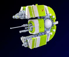 Going where no lime wedge has gone before | The Brothers Brick | LEGO Blog