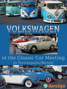 The history of Volkswagen do Brasil, which began in 1953, is a big success story. The Type 1, better known as 'Beetle' or 'Fusca', was Brazil's best…