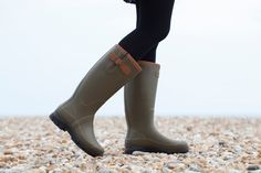 Forest for women, escape to the countryside in a pair of 100% waterproof Welly's.