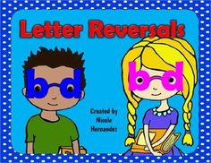 Letter Reversals 'b' and 'd' Printables