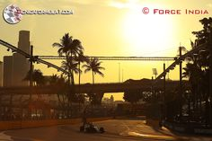 Galería del viernes en el GP de Singapur F1 2016  #F1 #SingaporeGP