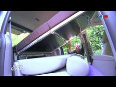amdro boot jump camper car unit for Berlingo, Partner, Doblo, Caddy - YouTube