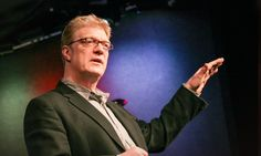 Sir Ken Robinson makes an entertaining and profoundly moving case for creating an education system that nurtures (rather than undermines) creativity.