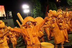 Rio samba carnival Unidos da Tijuca