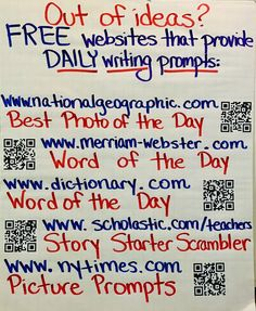 Write On, Fourth Grade!: Pass the Prompts, Please!
