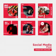 Fashion sale for social media Premium Vector Social Media Ad, Social Media Branding, Social Media Template, Social Media Design, Social Media Graphics, Instagram Design, Graphic Design Posters, Fashion Sale, Banner Design